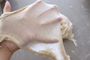 烘焙面包揉面技巧(快速手套膜),建议新手收藏