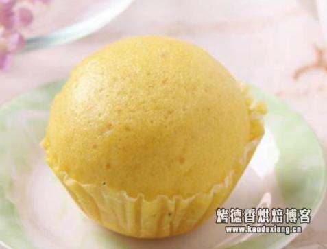 鸡蛋+面粉+泡打粉,简单搅拌,做出香甜的鸡蛋糕,全家都爱吃