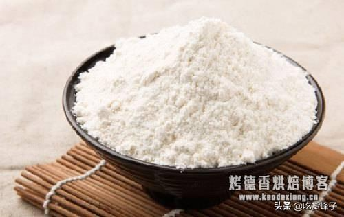 高筋面粉、低筋面粉和富强粉都是用来做什么的?你知道吗?