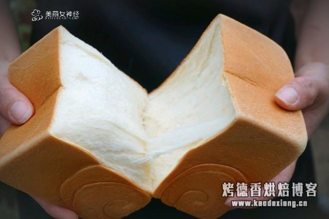 吐司,奶香手撕面包,超级香浓的做法
