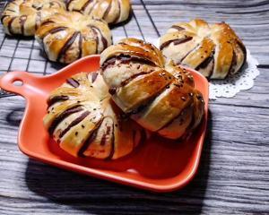 红豆沙面包卷的做法 步骤1