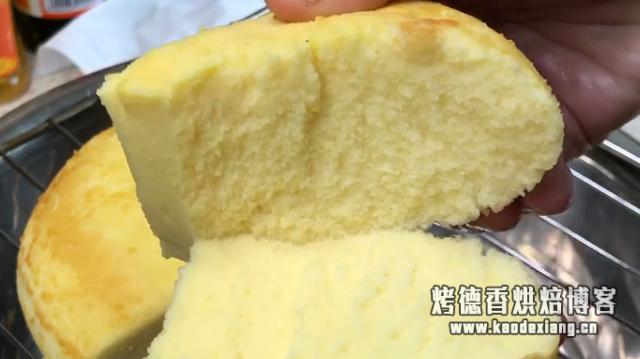 蒸蛋糕时,掌握这几个小技巧,保准松软细腻不回缩,比买的还好吃