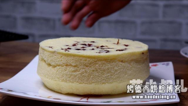 蒸蛋糕特别技巧,自从发现了这个做法,我家天天做,孩子点名要吃