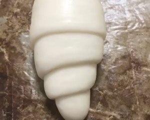 盐面包(极低糖油)的做法 步骤7