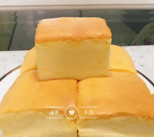 超容易上手的古早蛋糕的做法 步骤11