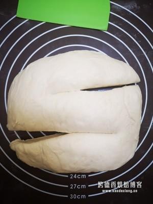 奶香浓郁易上手的鸡蛋鲜奶卷的做法 步骤2