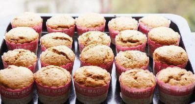 九种超好吃的小蛋糕的做法,自己在家就可以做烘焙!
