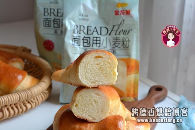 用剩下的淡奶油再也不发愁了,记住这个配方,天天有柔软面包吃