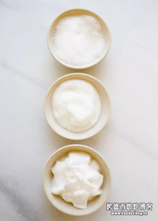 烘焙必备技能丨黄油、奶油、蛋白?学会以后再不是小白了