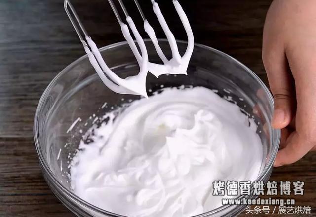 蛋白如何打发 │ 烘焙课堂