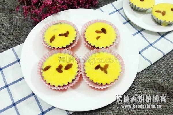3款简单易上手的蒸蛋糕做法,蒸10分钟~好吃的不要不要的!
