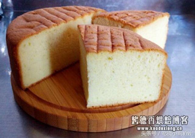 「烘焙课堂」做不好海绵蛋糕不能忽略的问题,全蛋打发轻松学会!