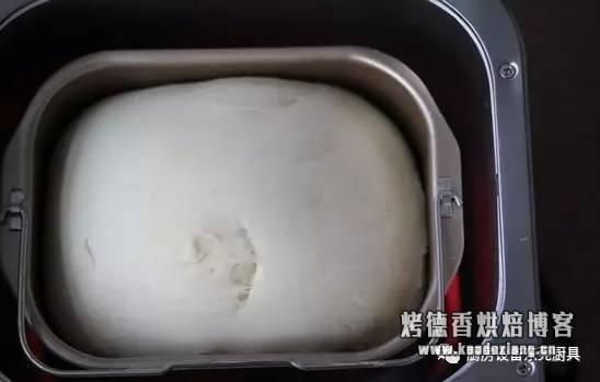 面包机做面包的方法 零难度面包机土司的做法