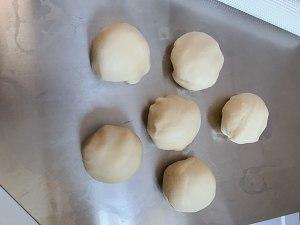 一次性发酵葱香芝士软包的做法 步骤6