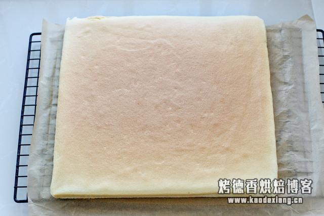 零失败的蛋糕卷做法,配方比例告诉你,一次就成功,秒变烘焙达人