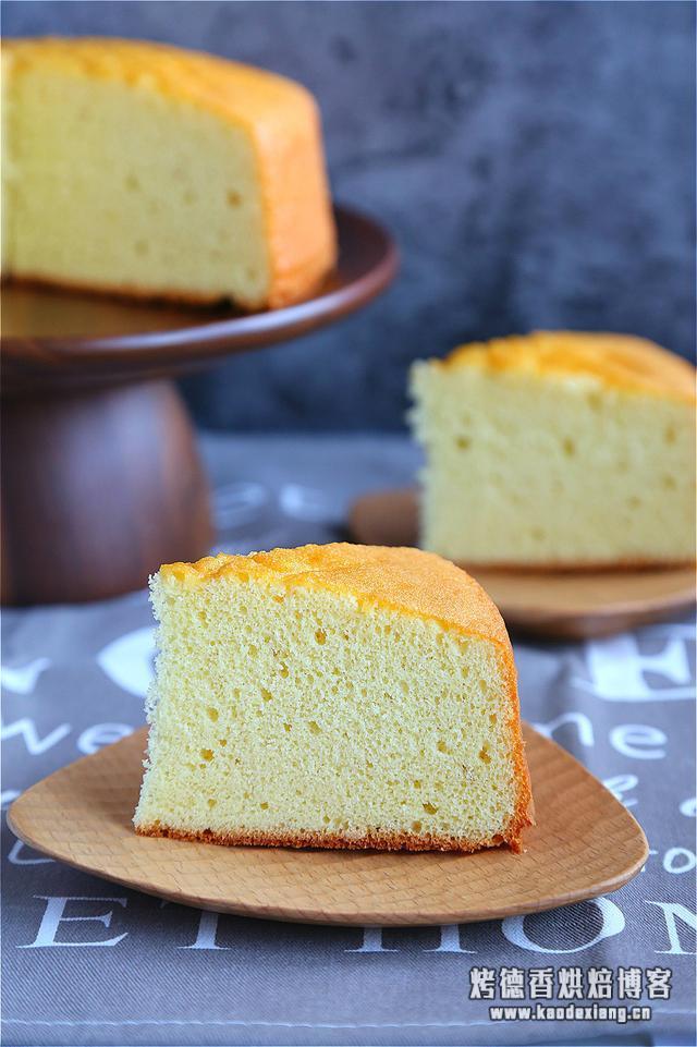 海绵蛋糕,我教您做!照着做,不走弯路,保证成功!