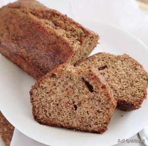 这个配方制作的红茶磅蛋糕,入口即化,网友:看着就特别想吃