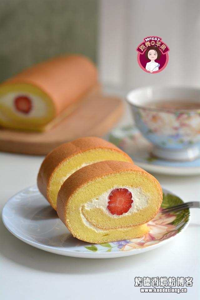 完美蛋糕卷,打发蛋白不是关键,温度和时间要重点画圈圈
