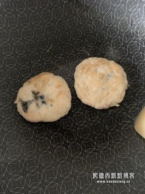懒人生酮:黑芝麻饼的做法 步骤13