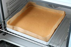 黄桃蛋糕卷(小四卷)的做法 步骤8