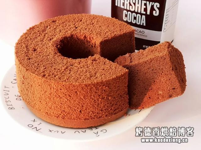 史上最全!100分戚风技巧合集+0失败巧克力蛋糕食谱!