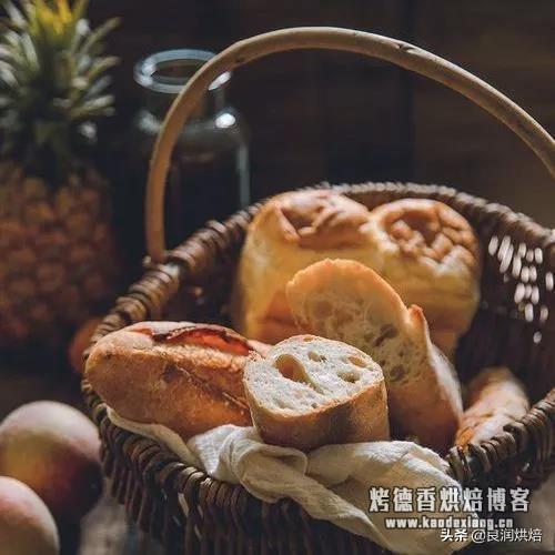 「干货」面包的5大发酵法门及发酵关键