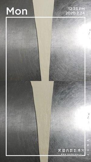 盐面包(极低糖油)的做法 步骤4