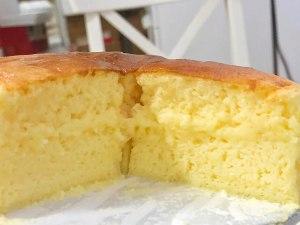 网红好利来半熟芝士(低卡)轻乳酪蛋糕hanjuku cheese的做法 步骤18