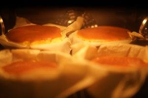 巴斯克式芝士蛋糕的做法 步骤8