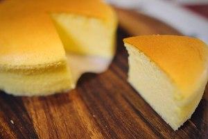网红好利来半熟芝士(低卡)轻乳酪蛋糕hanjuku cheese的做法 步骤20