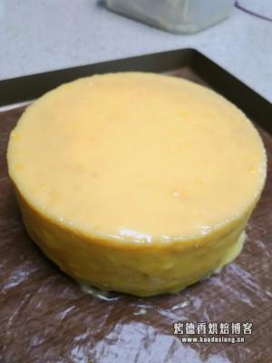 岩烧芝士蛋糕的做法 步骤9