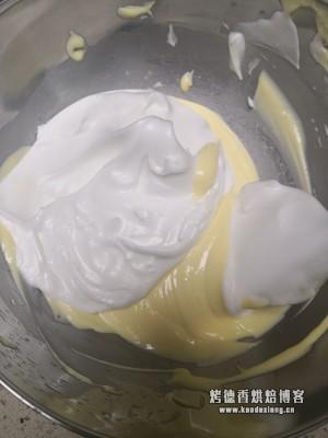 轻乳酪蛋糕(瑞可爷爷同款)网红轻乳酪的做法 步骤10