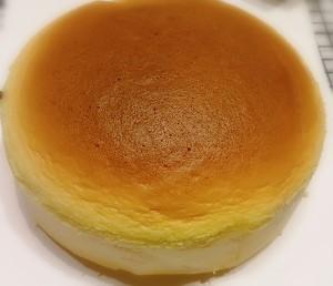入口即化的半熟芝士蛋糕的做法 步骤12
